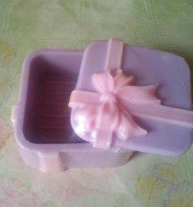 Мыло шкатулка