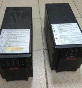 ИБП APC smart-UPS 750VA