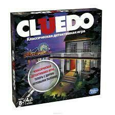 Настольная детективная игра Клуэдо