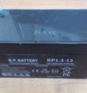 Аккумулятор ВР1.2-12