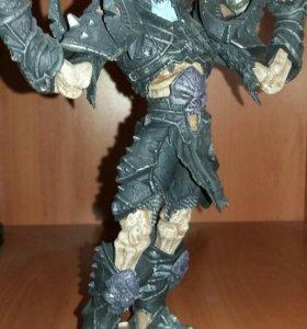 Фигурка черный рыцарь world of warcraft