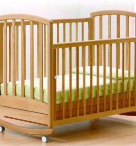 Кроватка детская гандылян