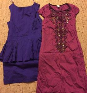 4 новых платья 42 размер