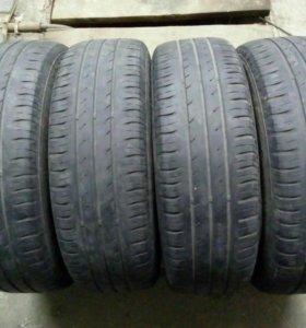 Лето Continental r15 185/65, цена за 4 шины
