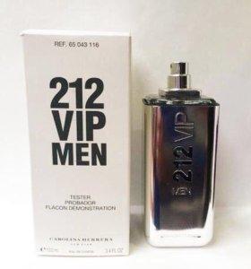 🎩Тестер мужского парфюма 212 VIP MEN