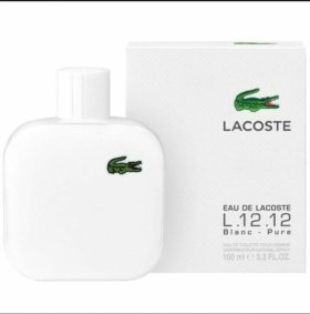 Lacoste белый для мужчин