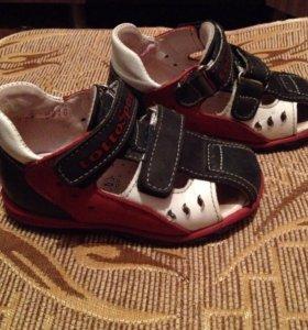 Ортопедические сандали 21 размер
