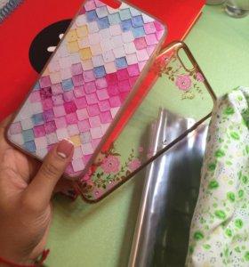 Чехлы на iPhone 6+