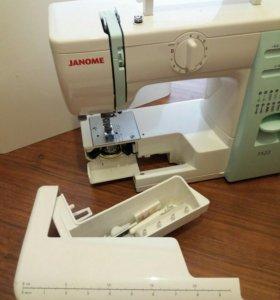 Швейная машинка janome 7522 новая