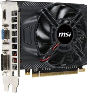 NVidia GForce 650 GTX msi