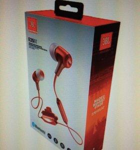 Наушники JBL Bluetooth E25bt red