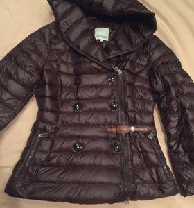 Куртка, облегчённый пуховик