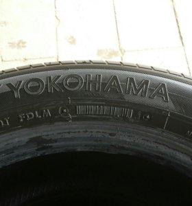 YOKOHAMA R17 215/55 2шт.