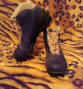 Лыжные ботинки 44 размер