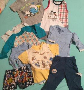 Пакет одежды 74-80