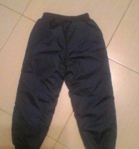 Теплые штаны (92см)