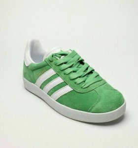 Adidas gazelle, фисташкового цвета