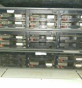 Сервер HP DL380G4