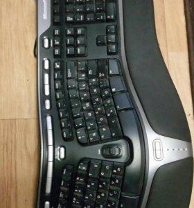 Клавиатура эргономичная