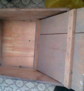 Ящик для засолки рыбы