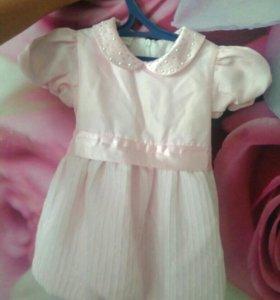 Платьице для маленькой красавицы
