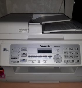 МФУ Panasonic KX-MB2030RUW