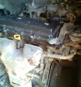 ПРОДАМ  двигатель  QG 18