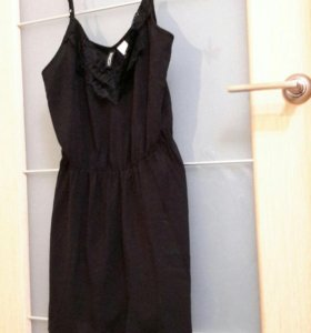 Комбинезон(маленькое чёрное  платье)