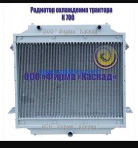 радиатор водяной к700 б/у