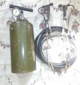 Оборудование для резки металла на жидком топливе