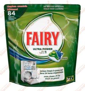Капсулы для посудомоечной машины Fairy (Фейри)