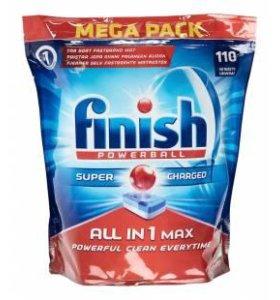 Таблетки для посудомоечной машины Finish (Финиш)