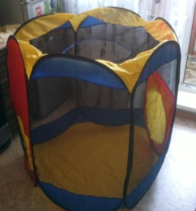 Детская игровая палатка