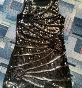 Продам красивое платье ( Лесной)