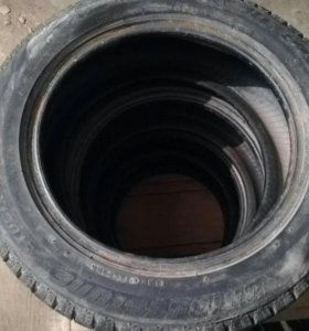Шины Bridgestone blizzak revo GZ 205/55 r16
