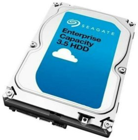Жесткий диск Seagate Enterprise Capacity 4TB