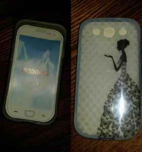 Бампер для Samsung Galaxy 3