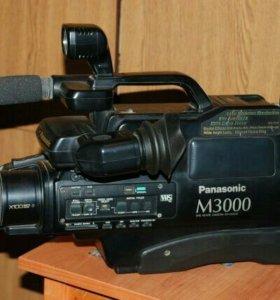 Видео камера м3000 панасоник
