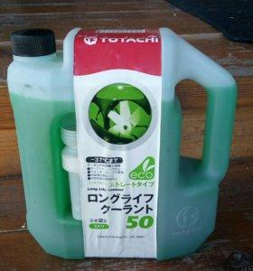 Антифриз Totachi LLC green 50