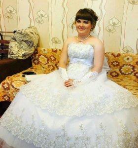 Продам свадебное платье:-*