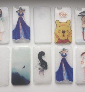 Чехлы на iPhone 6; 6s