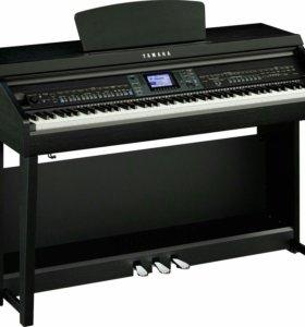 Цифровое пианино Yamaha CVP-601
