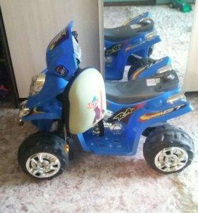 Детский квадрацикол