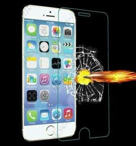 Закаленное стекло для iPhone