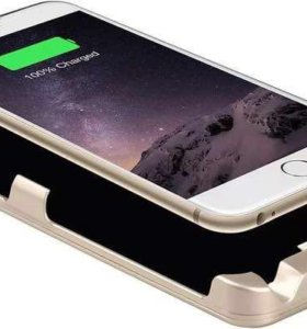 Чехол-аккумулятор iPhone 6,6s,6plus,7,7plus