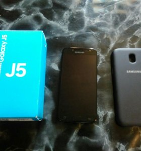 Samsung Galaxy J5 (2017) DS Black (SM-J530FM)