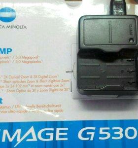 Зарядник от фотоаппарата Konica Dimage G530