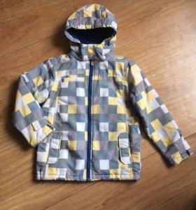 Куртка Sela для мальчика на осень/весну