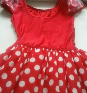 Платье-мышка