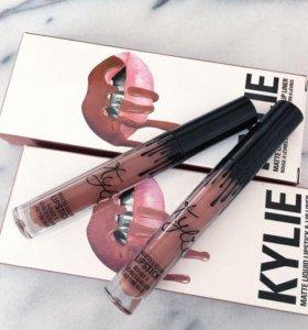 Матовые помады Kylie Jenner Lip Kit